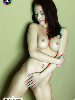 MC-Nudes  Nici Dee  Young, Softcore, Teens, Brunettes, Babes, Erotic, Beautiful, Solo, Real