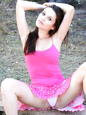 Amour Angels  Serena  Brunettes, Beautiful, Teens, Amazing, Striptease, Solo
